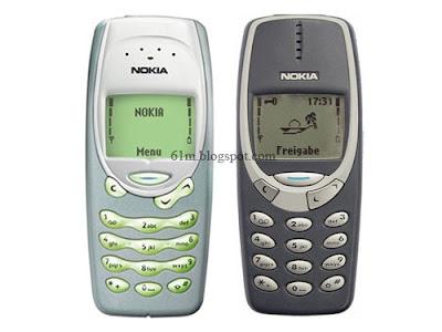 Hp Jadul Nokia 3310 3315