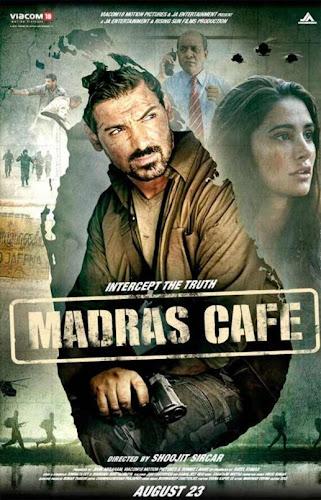 Madras Cafe (2013) Movie Poster