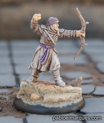 Frostgrave: Arqueros