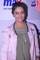 Sri Mukhi in Denim and Jacket at Max Summer Collection Launch  Exclusive 002.JPG