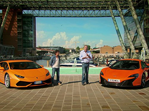 Top Gear: The Perfect Road Trip