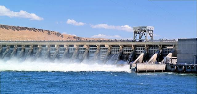 Cara Kerja PLTA (Pembangkit Listrik Tenaga Air)