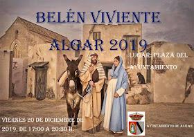 Algar - Belén Viviente 2019
