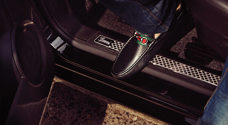 Car Couture: The Fiat 500 by Gucci | Tina Villa
