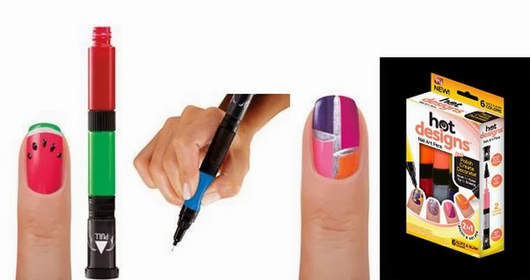 Ev curl gurl giveaway hot designs new nail art pens launching hot designs 2 in 1 brush nail art pen prinsesfo Image collections
