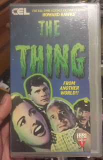 The Thing from Another world (1952) reviewed at http://www.gorenography.com