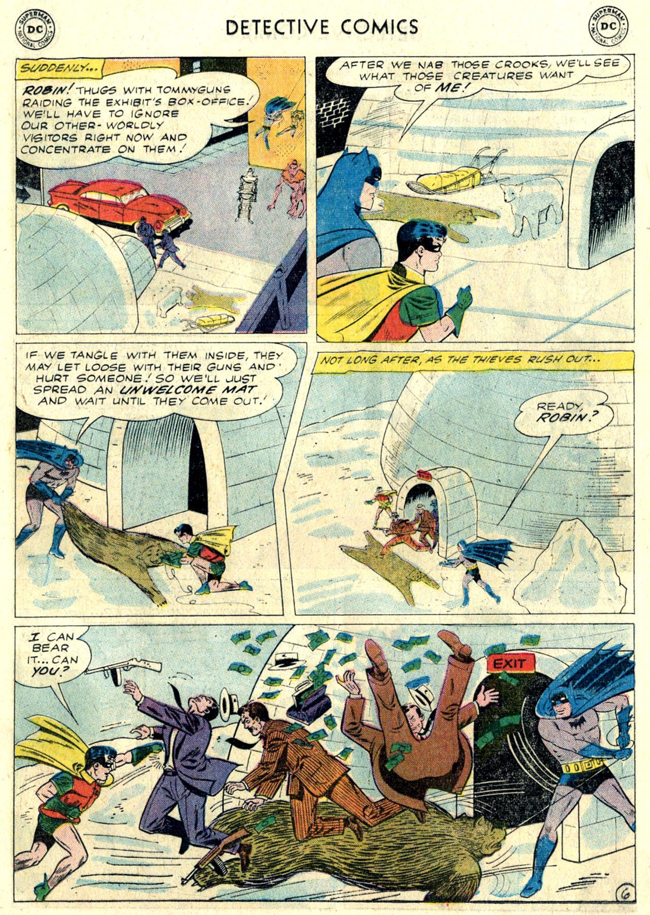 Detective Comics (1937) 279 Page 7