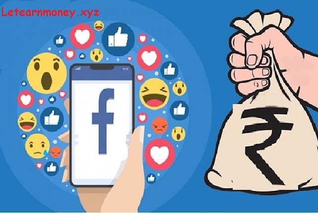 How To Earn Money With Facebook - Let Earn Money