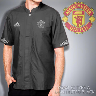 Baju Koko Bola Manchester United