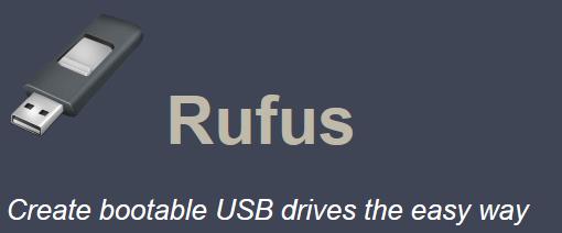 Rufus 2.7 Build 855