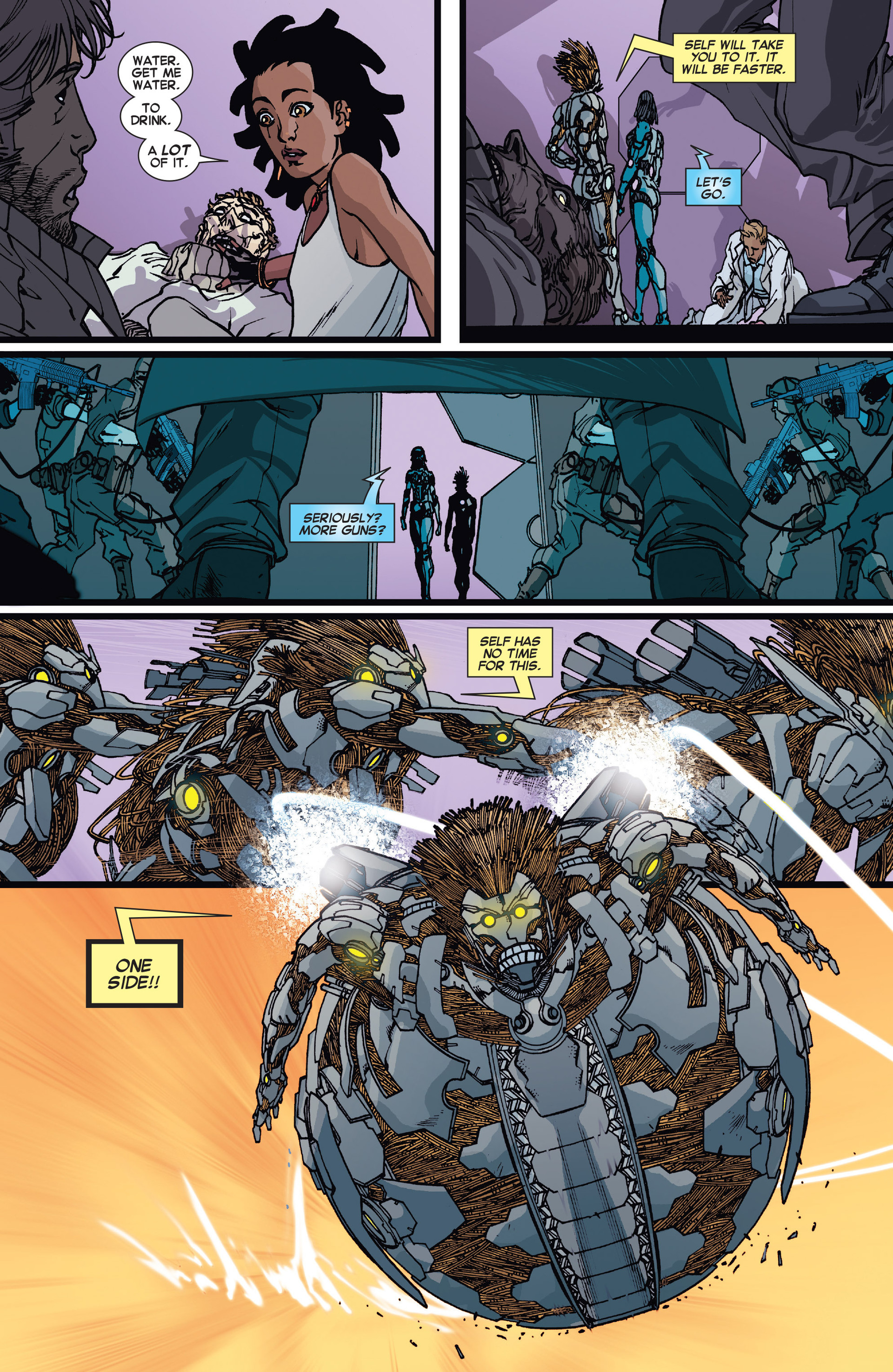 Read online All-New X-Factor comic -  Issue #8 - 9