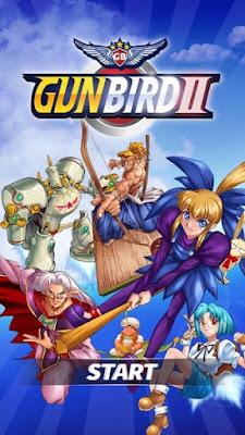 GunBird 2 Apk v2.1.0.302a Mod (Unlimited Gems)