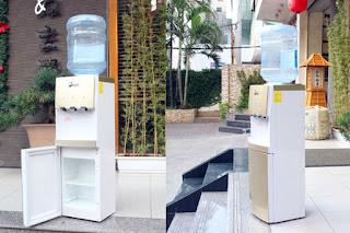 Ưu điểm cây nước nóng lạnh cao cấp 3 vòi fujie wdbd20c chính hãng
