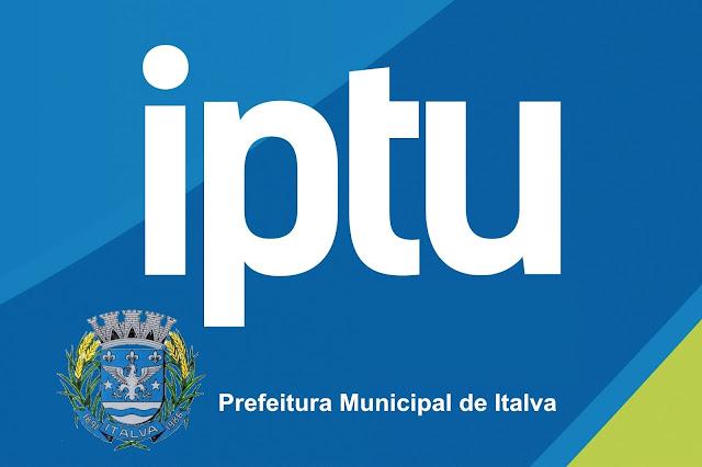 Resultado de imagem para prefeitura italva iptu