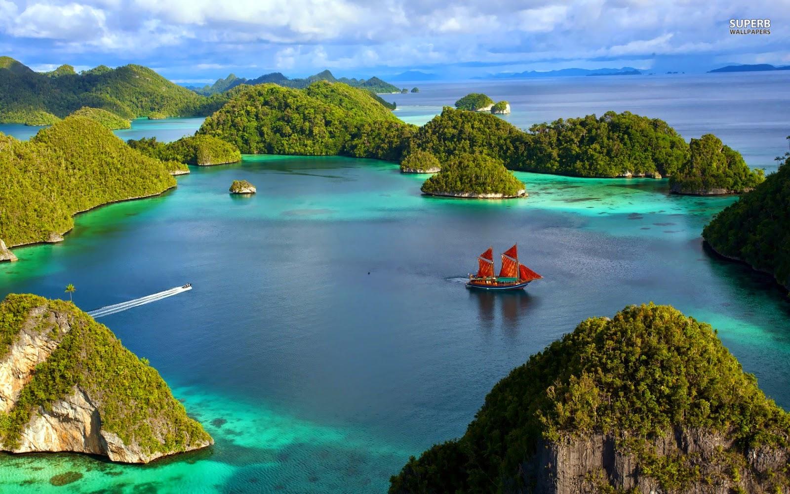 Tips dan Trik Travel dan Perjalanan Murah ke Raja Ampat