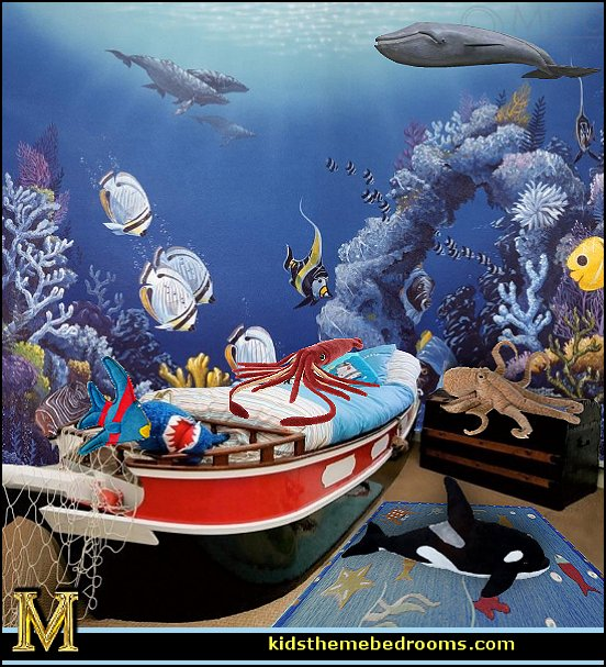 Animal Wallpaper For Kids Bedrooms Decorating Theme Bedrooms Maries Manor Whale Theme