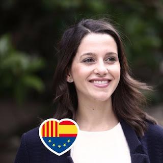 Inés Arrimadas-Catalonia