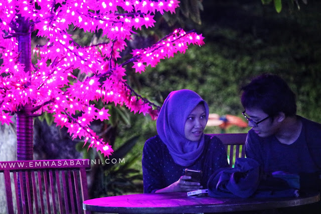 Festival of Light Cilegon Banten