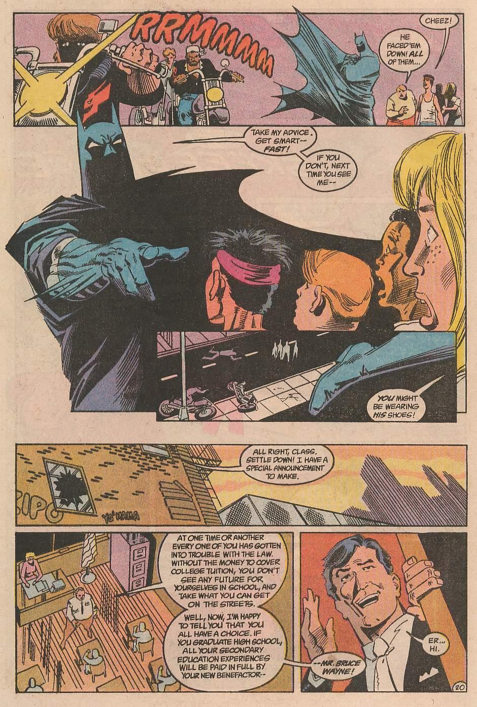 Detective Comics (1937) 614 Page 20