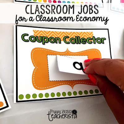 Classroom Economy: Part 3 Very detailed post describing how to effectively run a classroom economy. Great classroom economy system that integrates personal financial literacy! Pin this classroom management idea now! | Elementary |