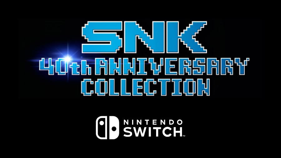 snk 40th anniversary collection nintendo switch