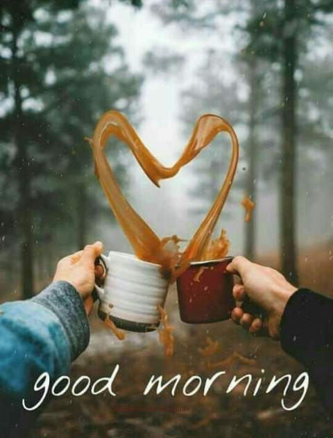 Beautiful good morning coffee images lover