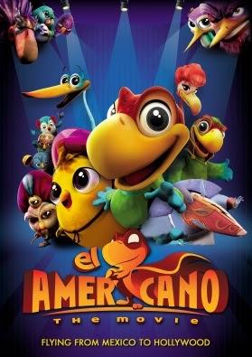 Chú Vẹt Anh Hùng - Americano (2016)