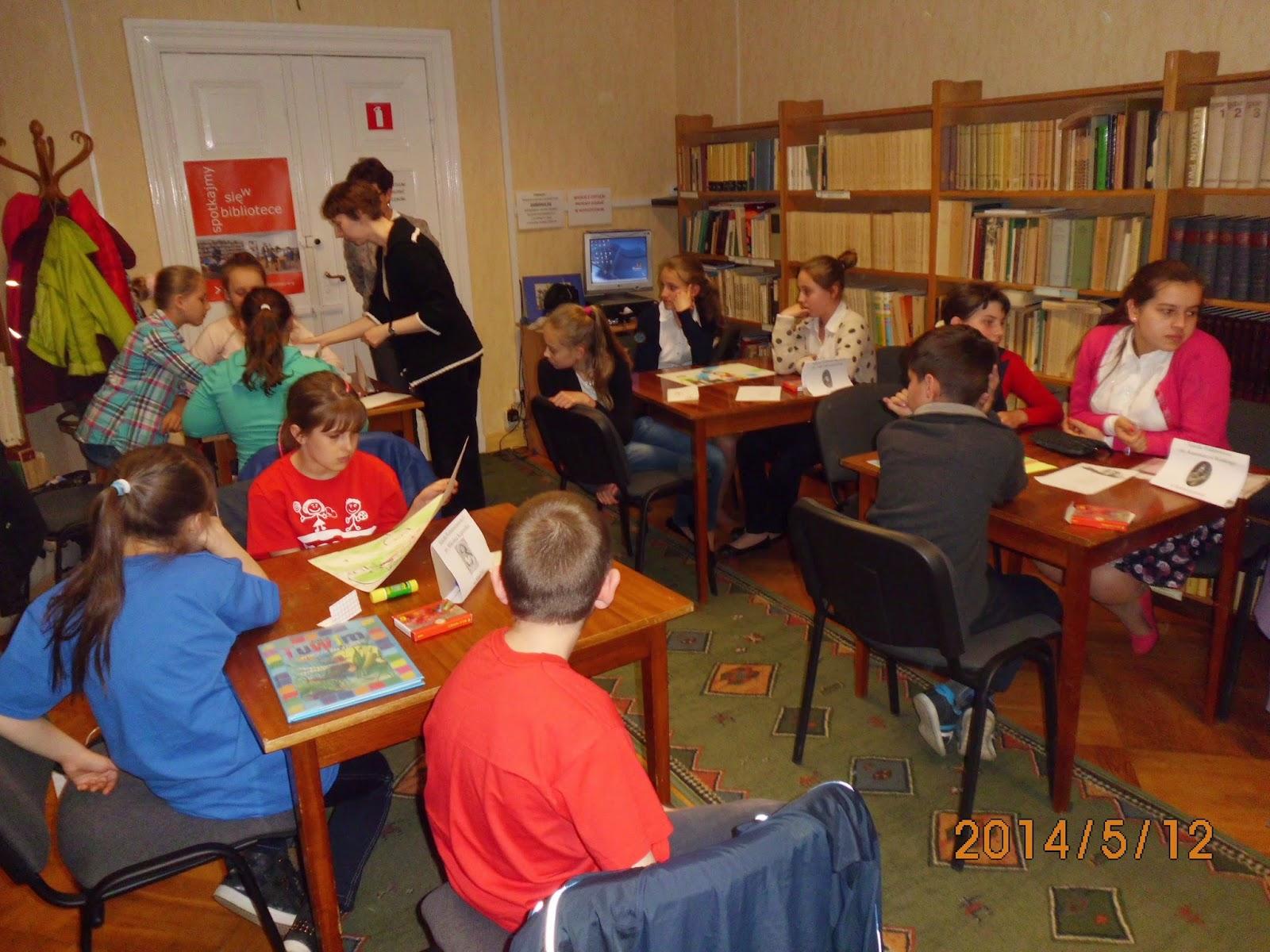 Miejska Biblioteka Publiczna W Mogilnie Rany Julek Czyli