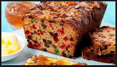 Resep Masakan Steam Fruit Cake