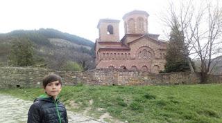Barrio de Asenova, Iglesia de San Dimitri de Tesalónica.
