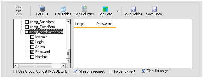 SQLi Automatizado con Havij 8