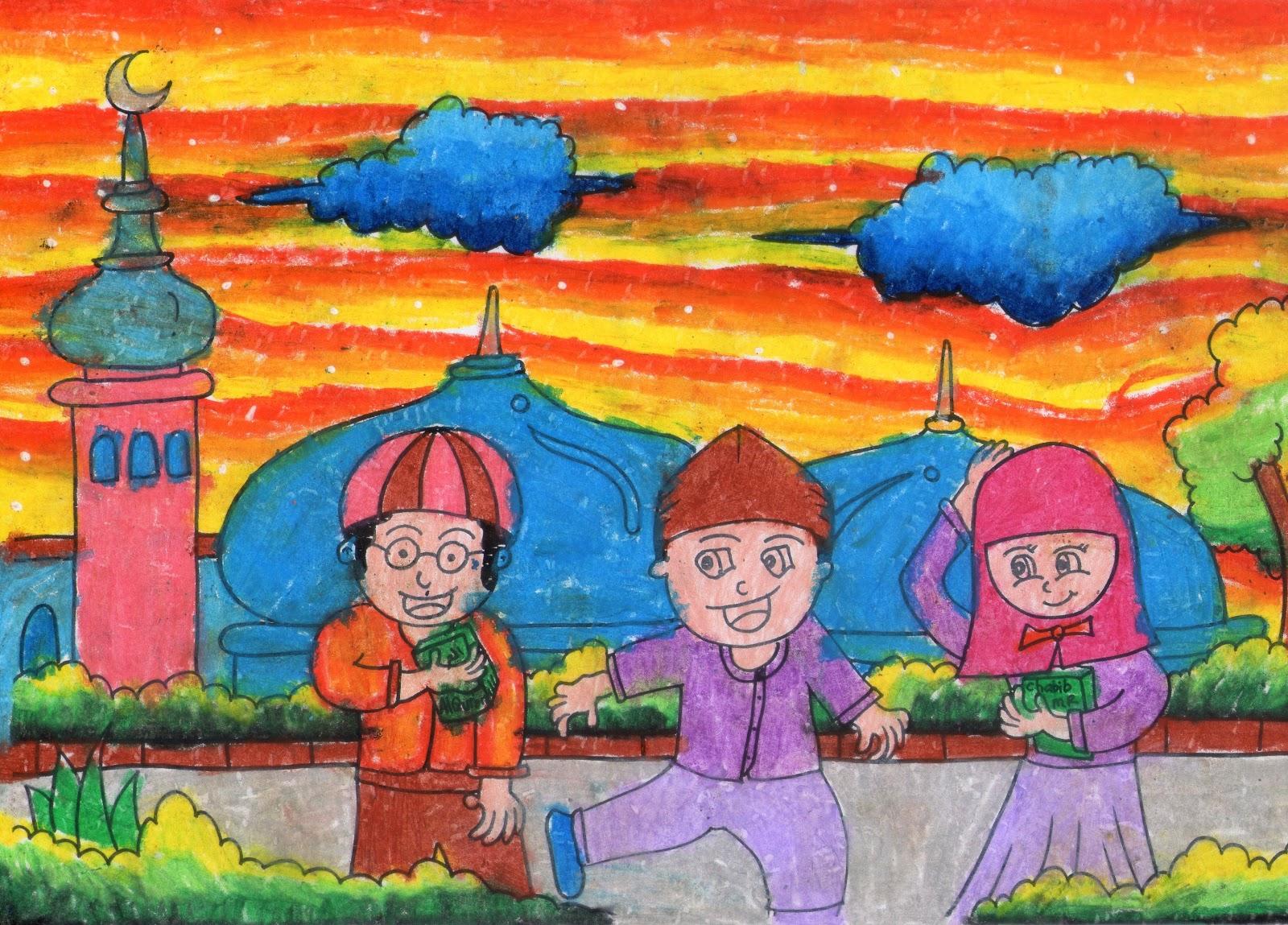 Pengumuman Juara Festival Anak Sholih VII MI Murni Sunan
