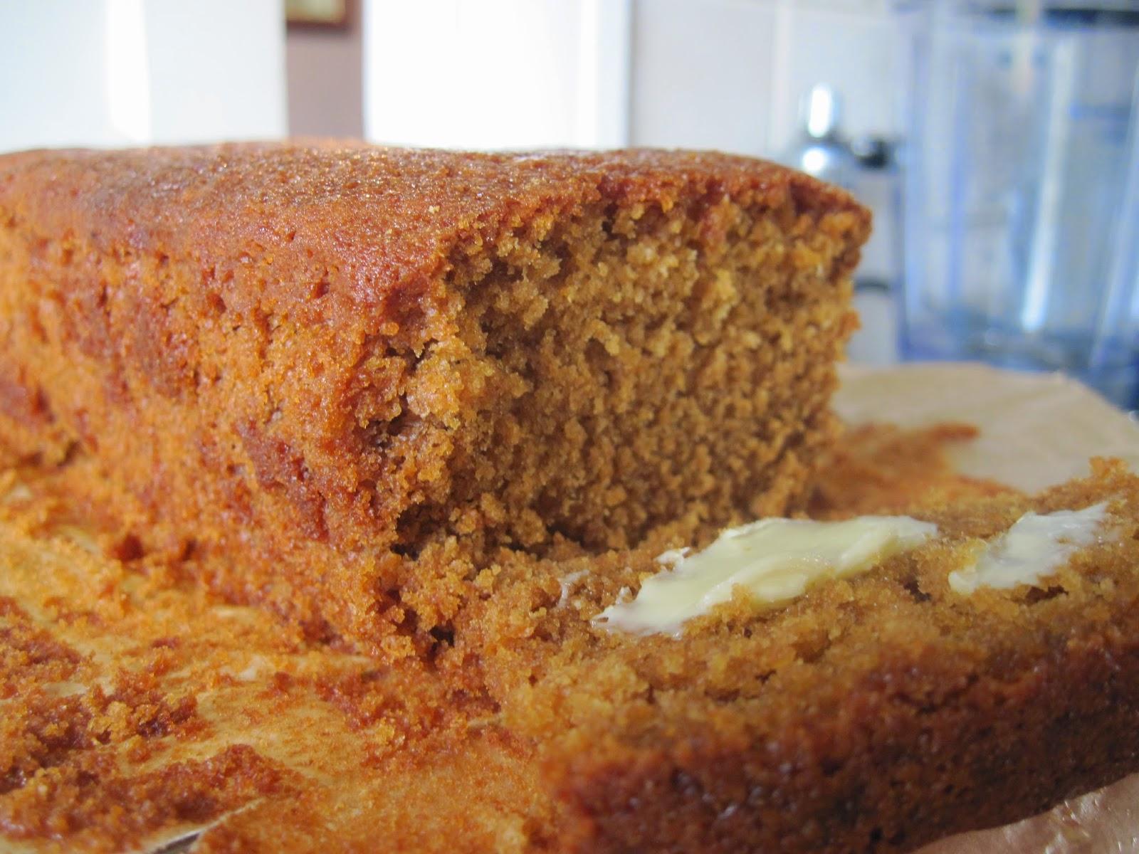 Golden Syrup Loaf Cake Recipe