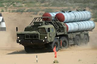 Sistem Rudal S-300 Rusia