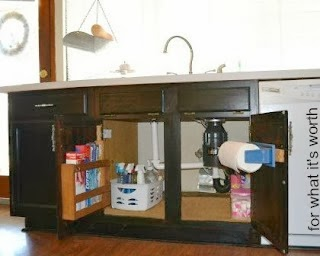 Kitchen Update On A Budget For What It S Worth