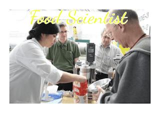 Food Scientist merupakan salah satu pekerjaan unik dengan gaji fantastis