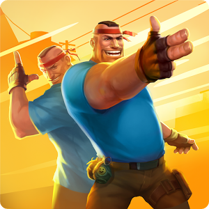 Guns of Boom - Online Shooter v3.1.4 Mod Apk [Unlimited Ammo]