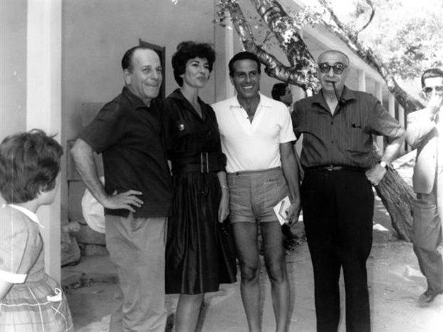 Η εμφάνιση της Μαρίας Κάλλας στο φεστιβάλ Επιδαύρου το 1961