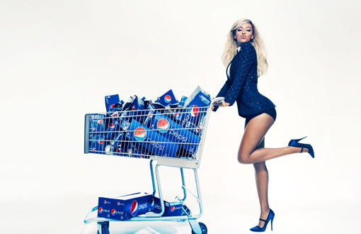 Beyoncé to be paid loads of money to act like she loves Pepsi | randomjpop.blogspot.co.uk