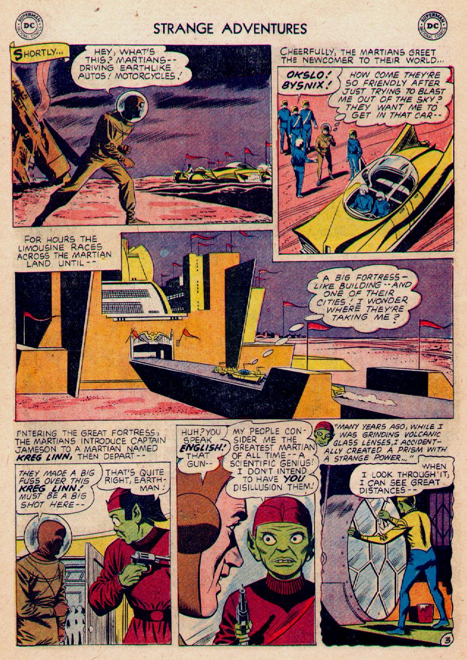 Strange Adventures (1950) issue 95 - Page 14