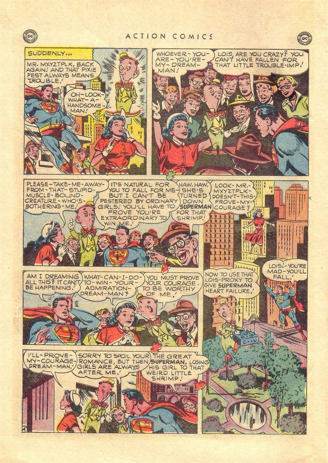 Action Comics (1938) 151 Page 4