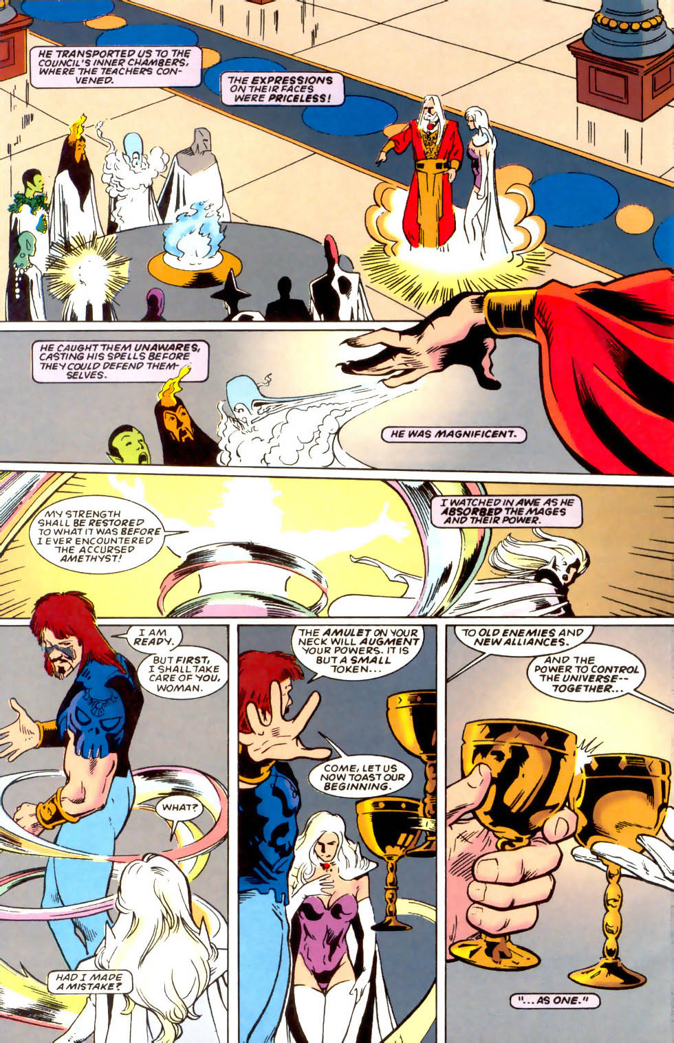 Legion of Super-Heroes (1989) 58 Page 24