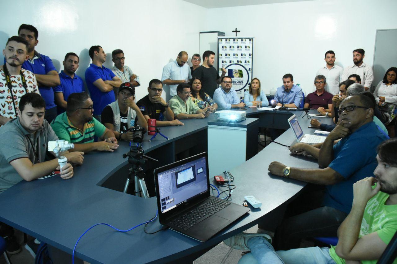 2149f0b2672 Prefeitura de Santa Cruz do Capibaribe divulga mudanças no São João da Moda  2018