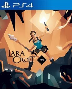 Lara Croft Go Arabic