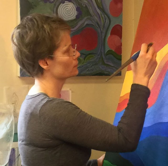 Local Artist Finds New Life through her Art After Multiple Sclerosis Diagnosis