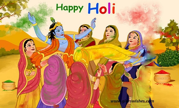 Happy Holi Wishes - Happy Holi Quotes, Wishes, Messages And Images