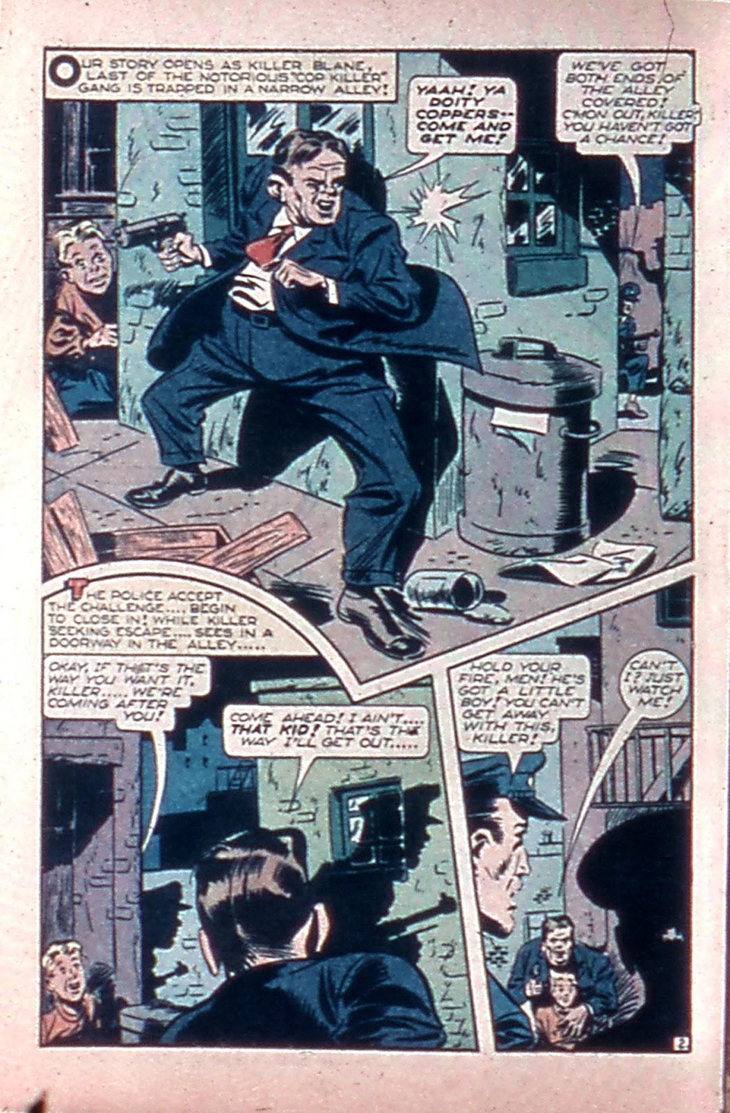 Read online Mystic Comics (1944) comic -  Issue #4 - 4