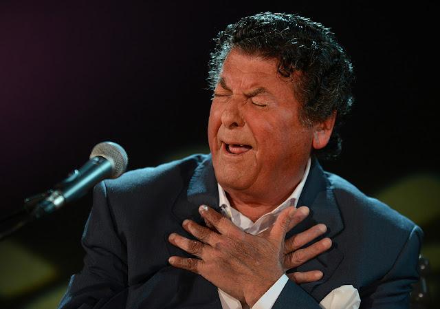 LUIS EL ZAMBO. CANTAOR FLAMENCO DE JEREZ. CANTE GITANO