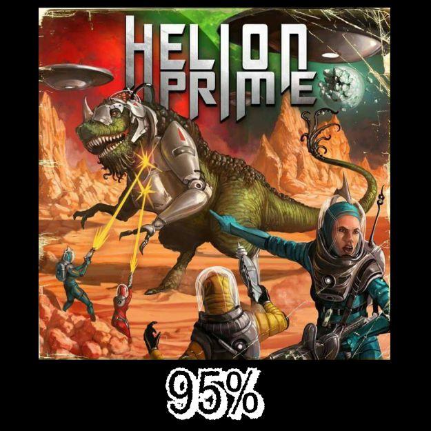 Helion Prime Helion Prime Album Reviews by BDP Metal, Helion Prime Helion Prime Reviews