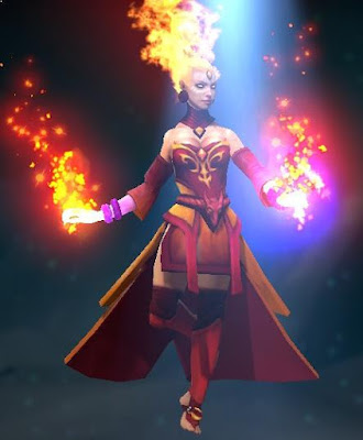 Lina - Fiery Soul of The Slayer